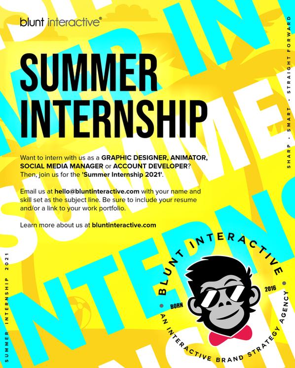 Summer Internship 2021
