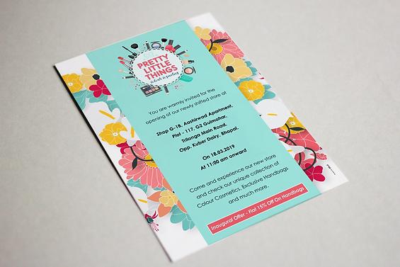 Invitation Design