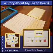 Social Stories Explained; A Story About My Token Board