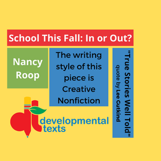 School in the Fall: In or Out?