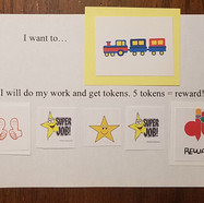 Token Board Basics: What are They and How to Use Them to Help Your Child Complete Their Work.