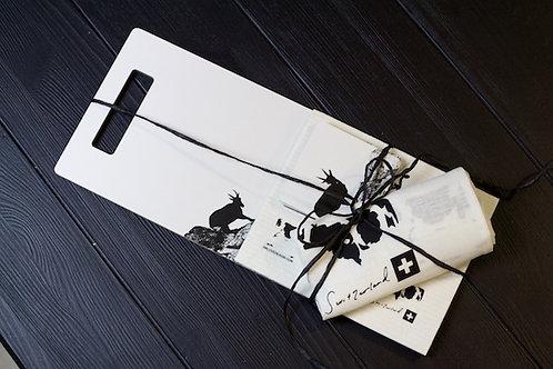 Gift idea set, Swiss animals