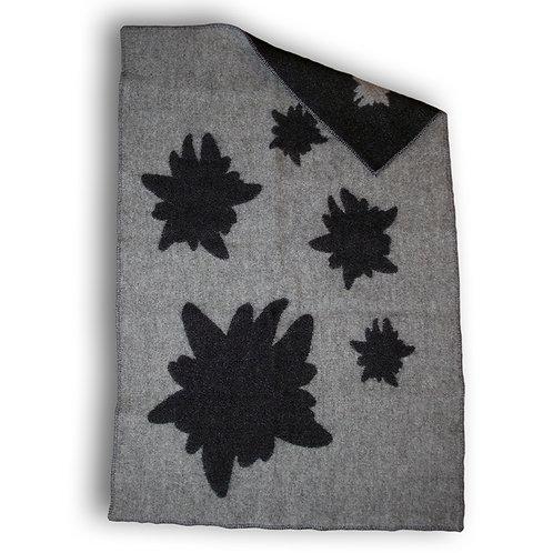 Edelweiss plaid 180x130