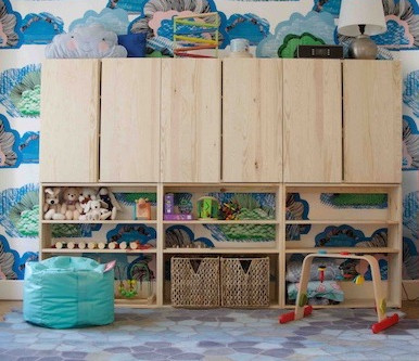 7 tips on how to reduce toxics in the children's room.