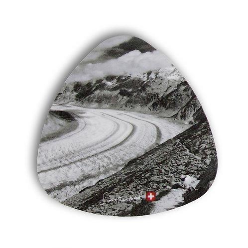 Glacier coaster