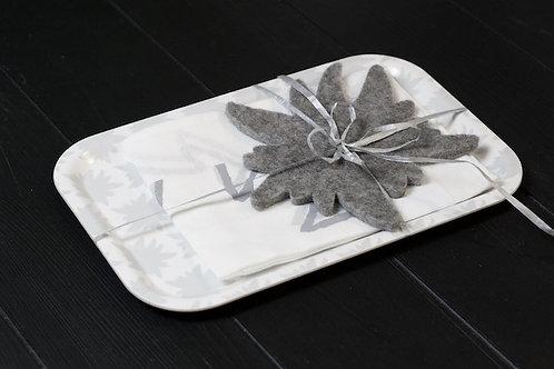 Swiss edelweiss gift