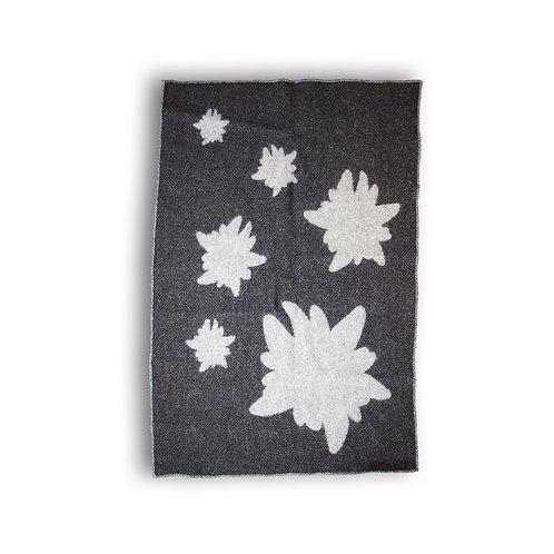 Edelweiss plaid 130x90