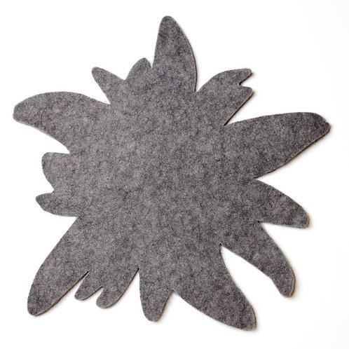 Edelweiss seat cushion / place mat