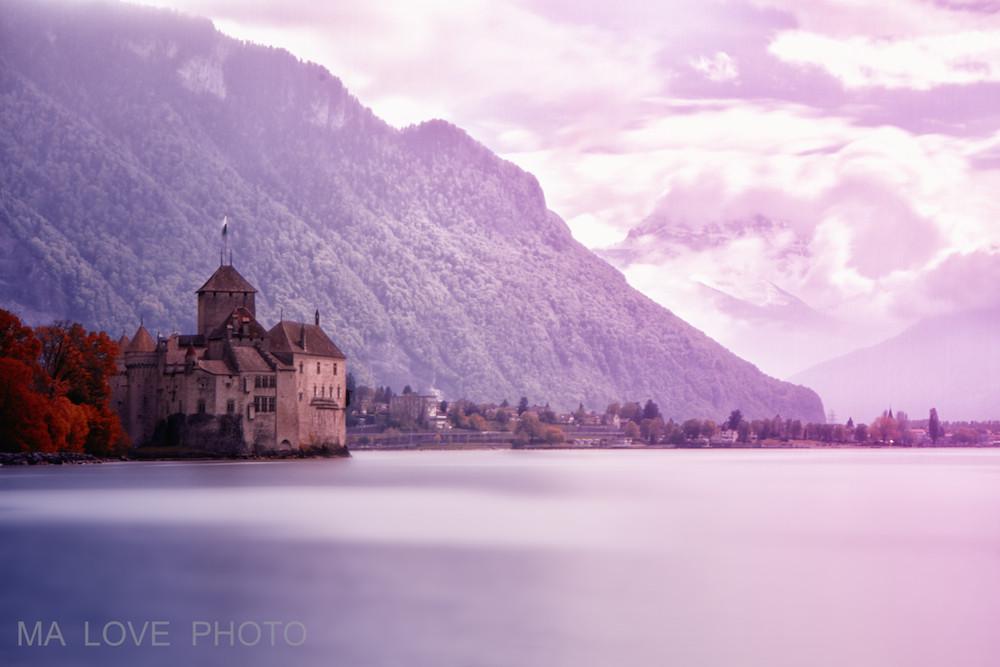 Chateau Chillon Montreux