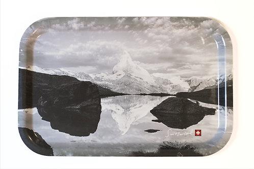 Matterhorn tray 33x21 cm