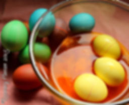 Natural Easter Dye