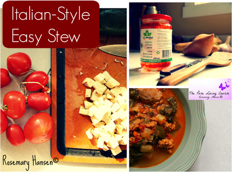 Italian-Style Easy Stew for Busy Folks