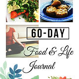 60-day food and life journal rosemaryhan