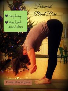 Forward Bend Pose