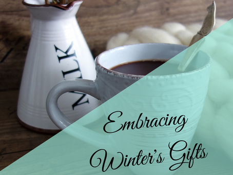 Embracing Winter's Gifts