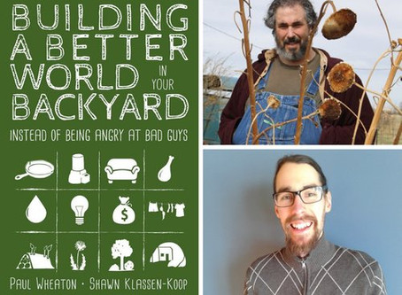 The Better World Book Kickstarter - Get Free Permaculture/Sustainable Living Ebooks and Videos Today