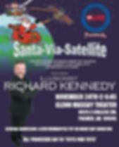 Santa Via Satellite Master Website Editi
