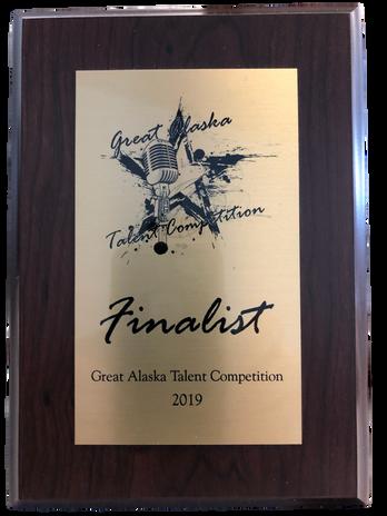 2019 Great Alaskan Talent Competition Finalist