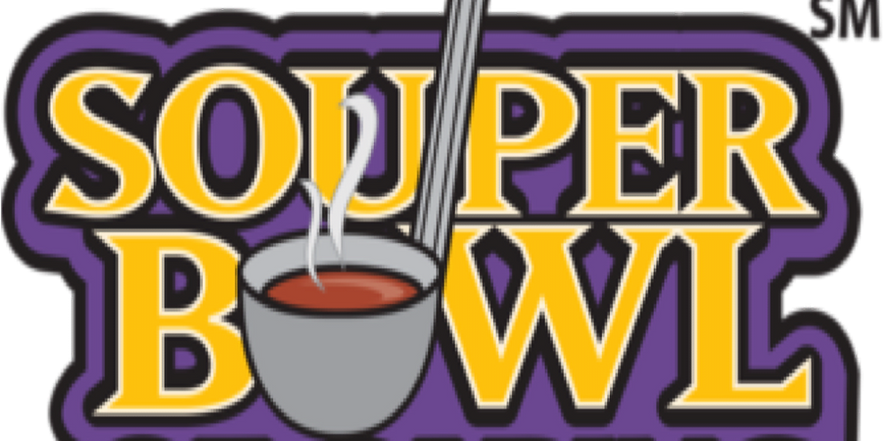 Souper Bowl of Caring Sunday