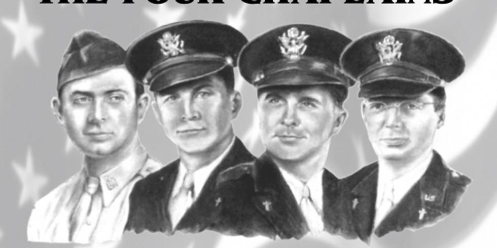 The Immortal Four Chaplains Memorial Service