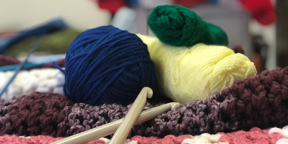 Prayer Shawl - Crochet & Knitting Class