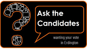 Ask the candidates
