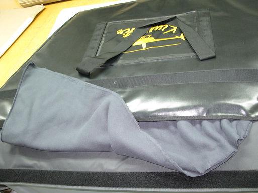 Astar D, BA, B2 Door Bags (Custom Embroidery)