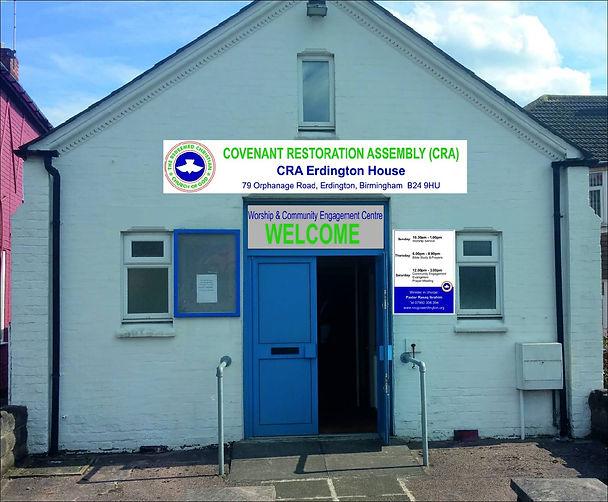 Redeemed Christian Church of God Covenan