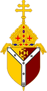 Catholic Archdiocese of Birmingham logo.