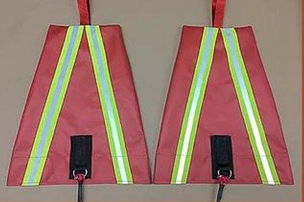 B206 L Vanhorn Blade Tie Downs