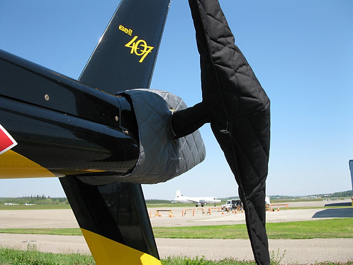 B407 Tail Rotor Cover