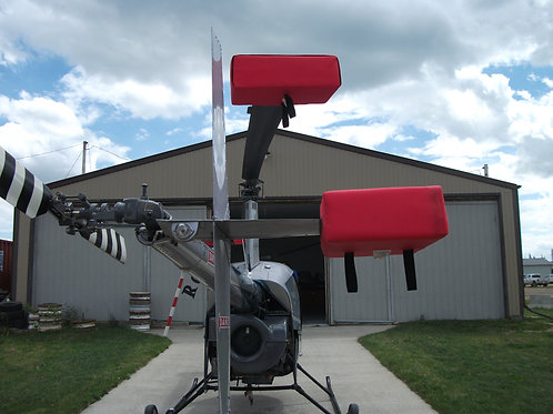 EC130 Blade and Horizontal Fin Bumpers