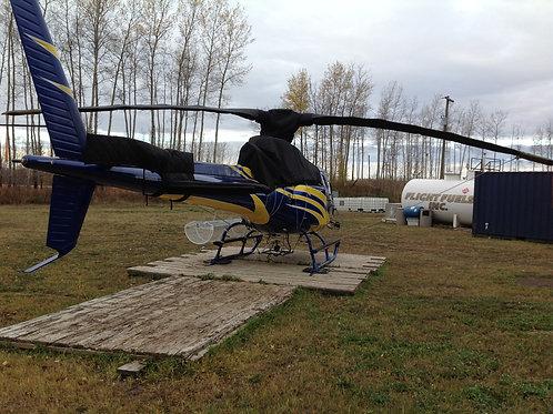 Astar D, BA, B2 Tail rotor Cover