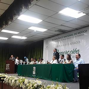Ceremonia de Graduación  Generación 2012-2016