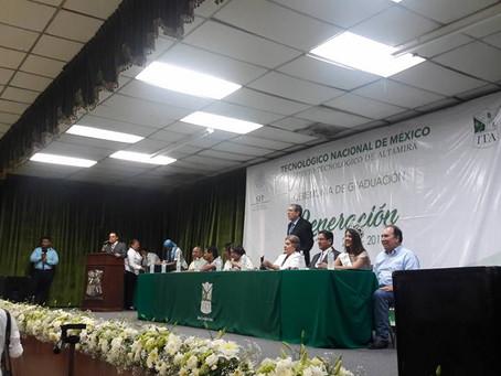 Ceremonia de Graduación - Generación 2012-2016