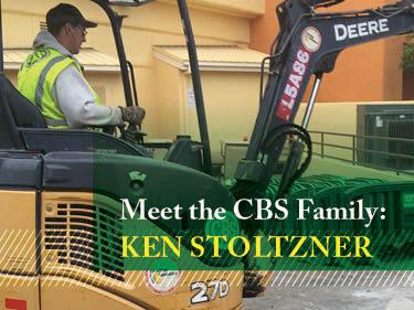Meet the CBS Family: Ken Stoltzner