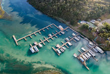 Harbour in the Bushmans River
