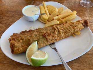 Fishy Fridays on the Sunshine Coast #2: Port Alfred River & Ski-boat Club