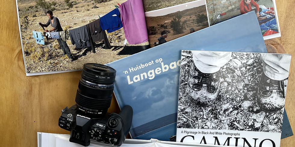 Creating  Your Own Photobook: A Workshop