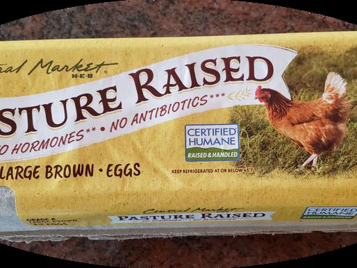 Egg Labels Defined