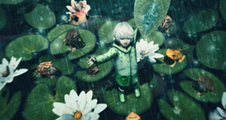 Composing in the rain