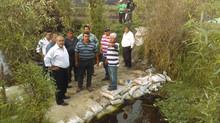 RECUPERACIÓN DE ESPEJOS DE AGUA EN CANALES Y CHINAMPAS IMPRODUCTIVAS EN XOCHIMILCO