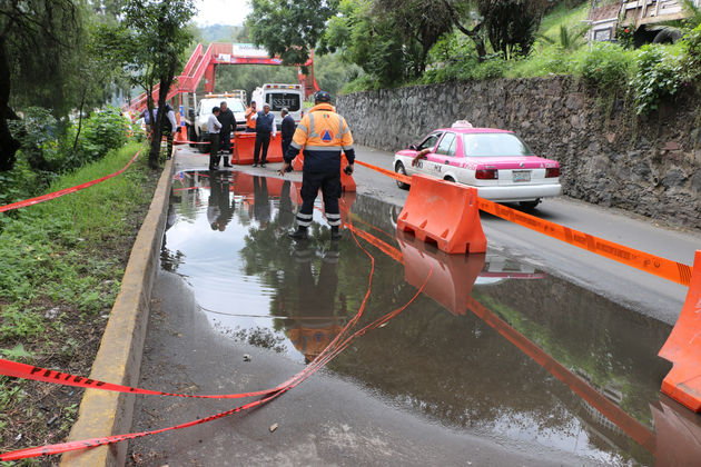 Resultado de imagen para carretera xochimilco tulyehualco