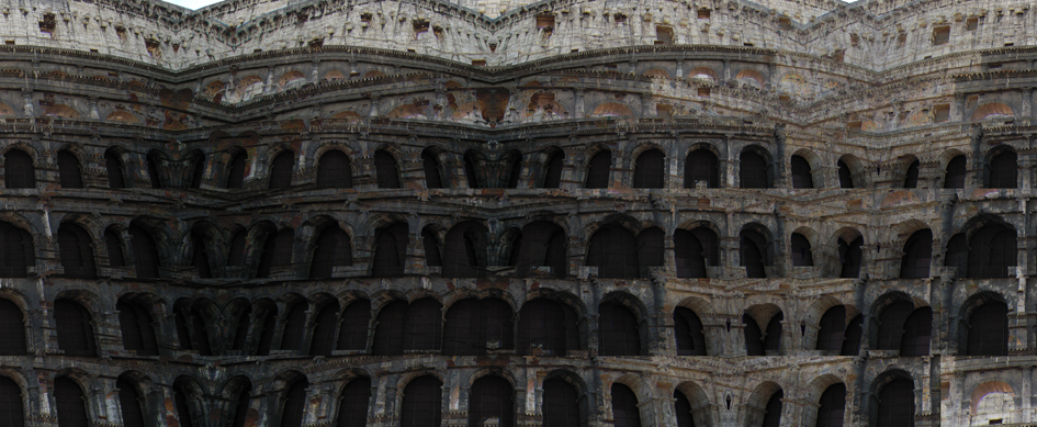 Rome - Colosseum 1a