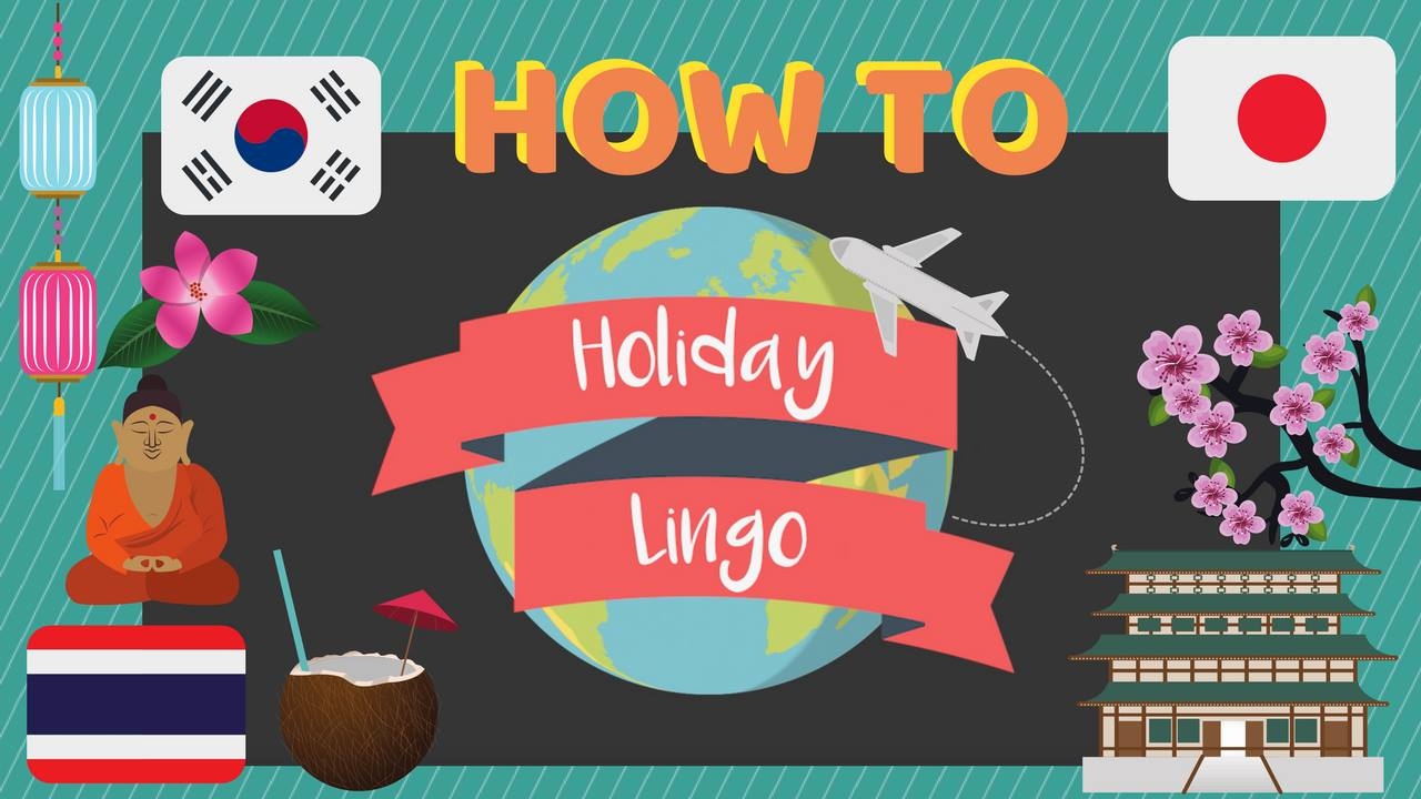 The holidays are just around the corner! If you are planning to travel, why not pick up the local language, and speak like a local! Sign up for a language class at www.onepa.sg today!  http://bit.ly/PACoursesYouTube