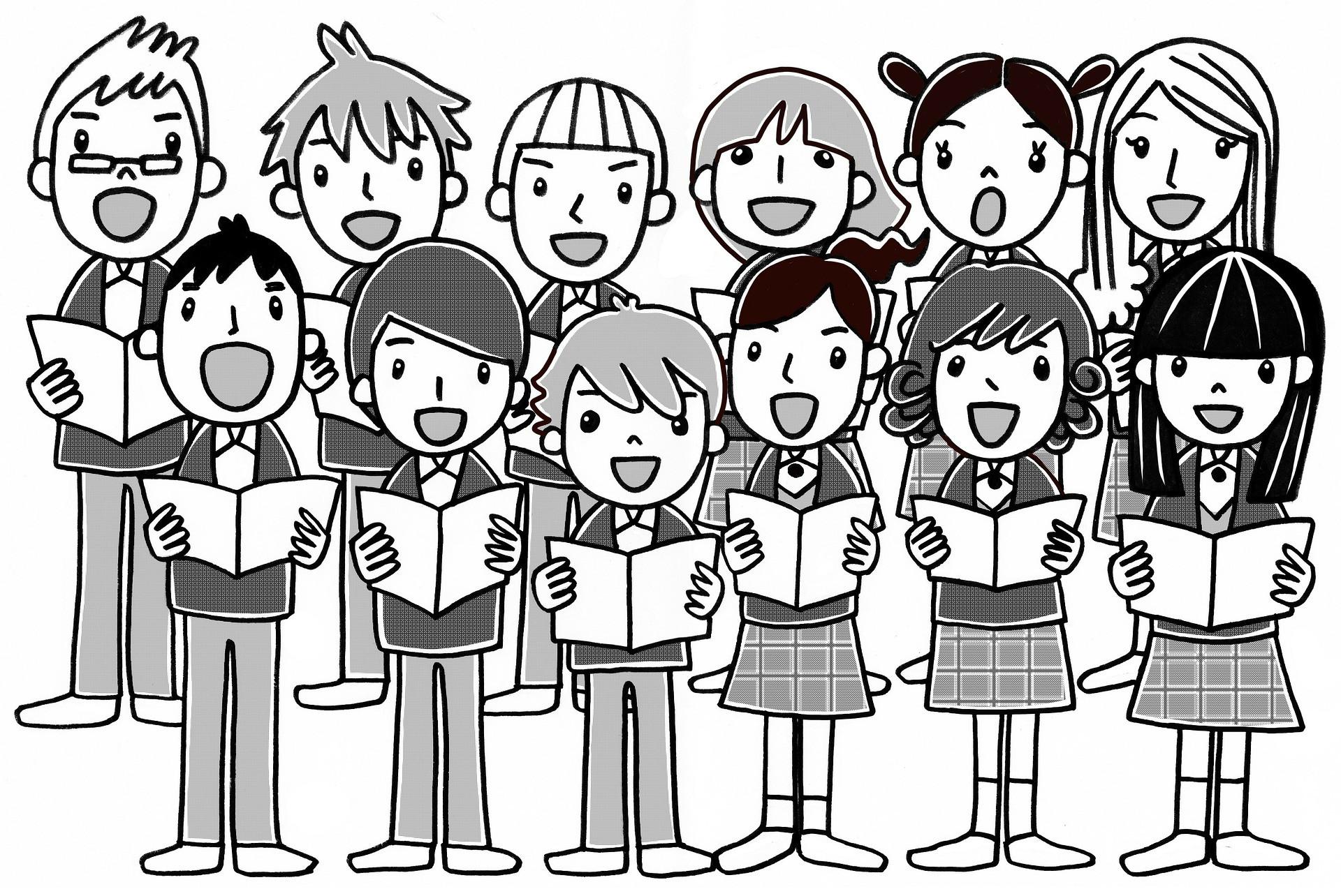 Kinder Vorchor 合唱A班 (3-6 岁)