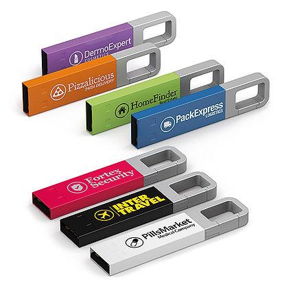 USB Memory Stick Iron Hook Color