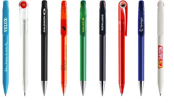 Kugelschreiber DS1 von Prodir