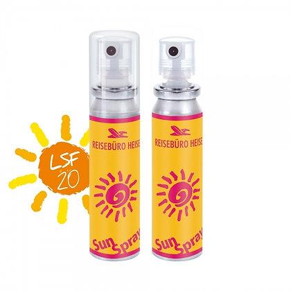 Sonnenmilch / Spray