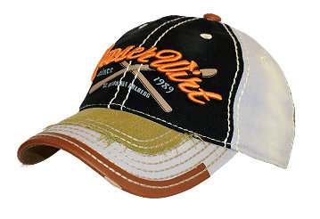 BB-Cap mit gebogenem Schild